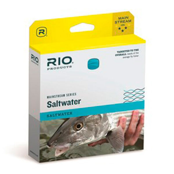 Lineas Pesca Mosca Rio MainStream Saltwater