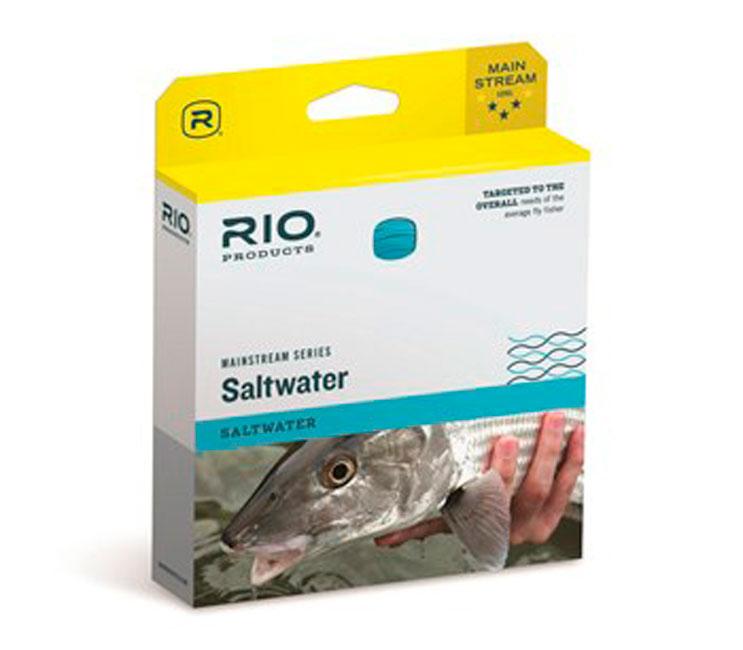 Lineas Pesca Mosca Rio MainStream Saltwater