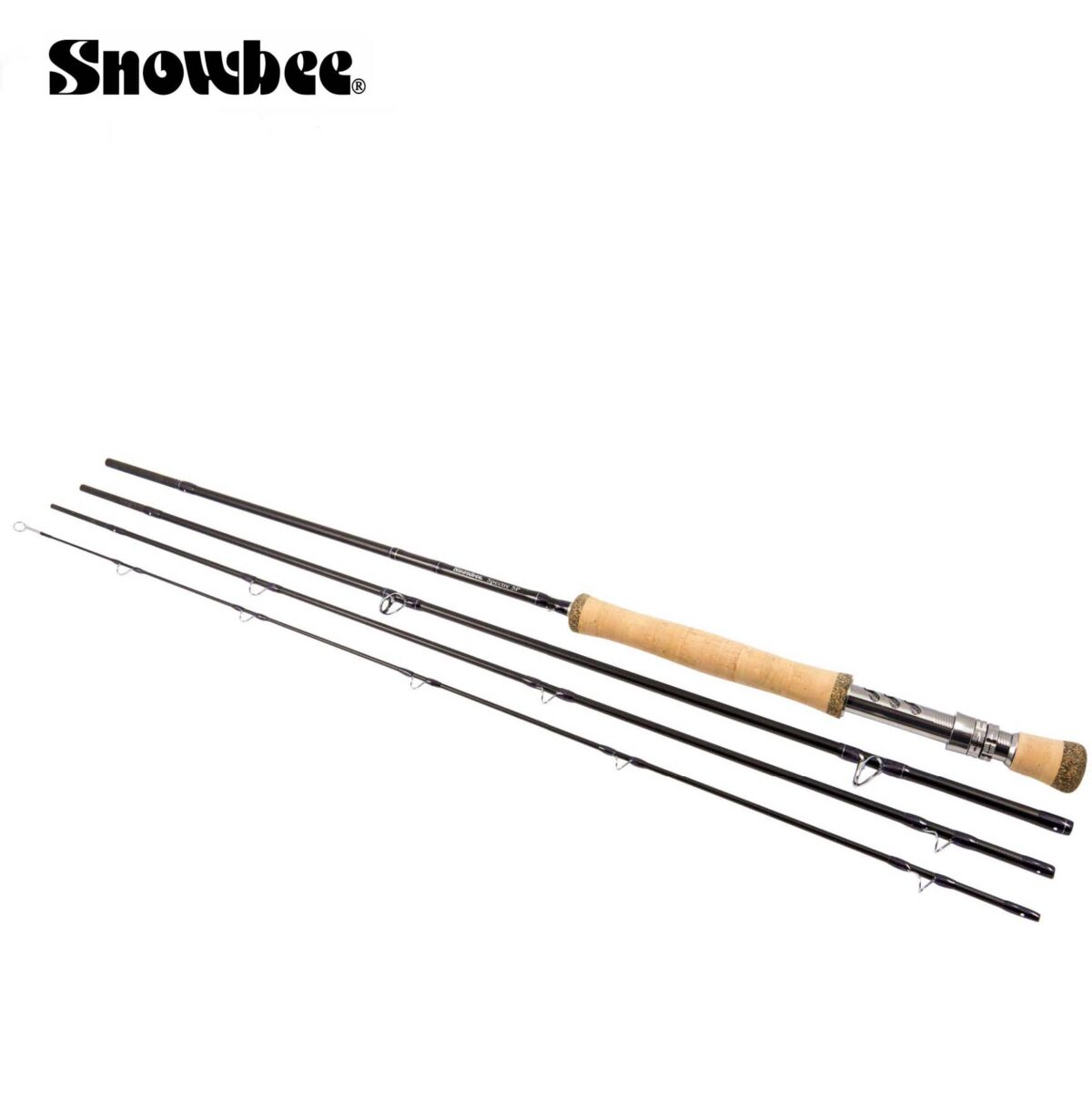 Caña de Mosca Snowbee Spectre Saltwater 9 Pies Linea 8