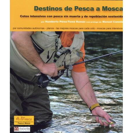 Destinos de Pesca Mosca
