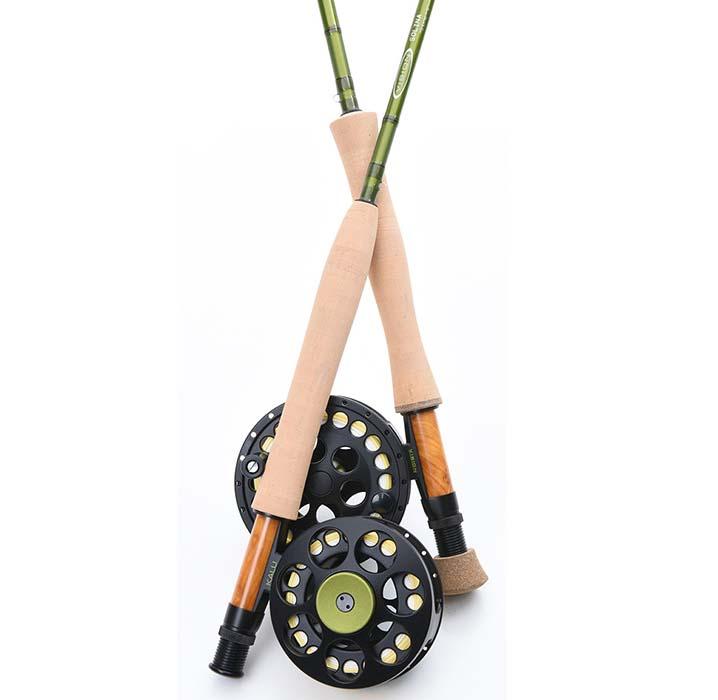 Kit Pesca Mosca Vision Solina