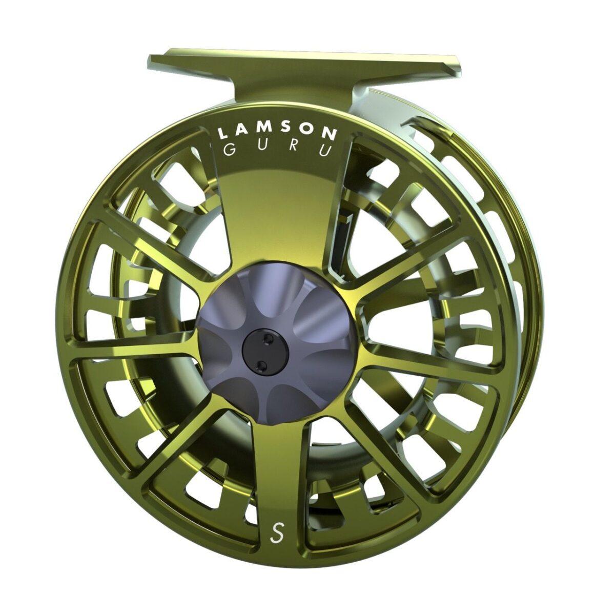 Carrete Lamson Guru Olive S Fly Reel 2020