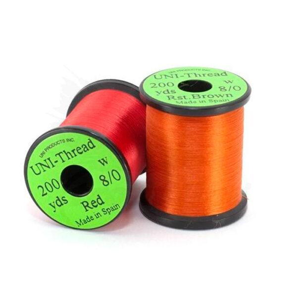 Hilo Montaje Uni Thread 8/0 190 metros