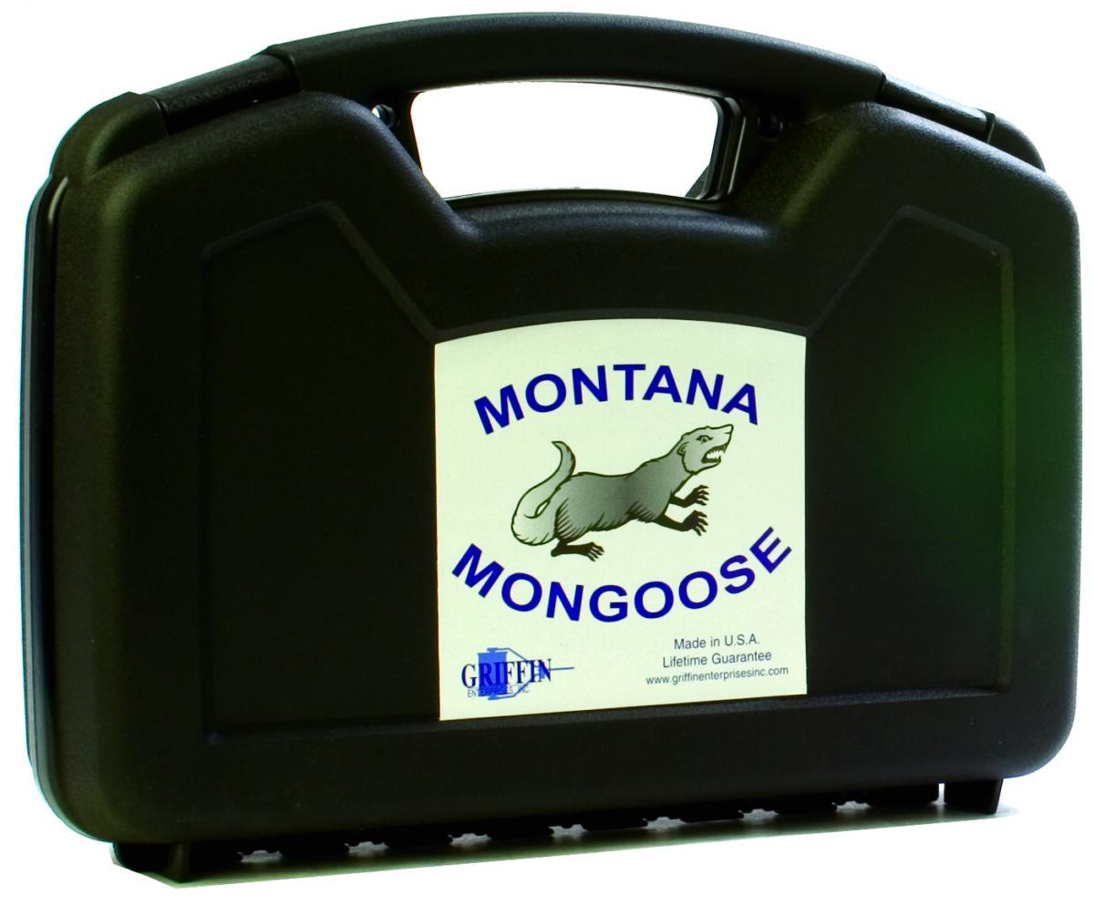 Torno Montaje Griffin – Modelo Montana Mongoose