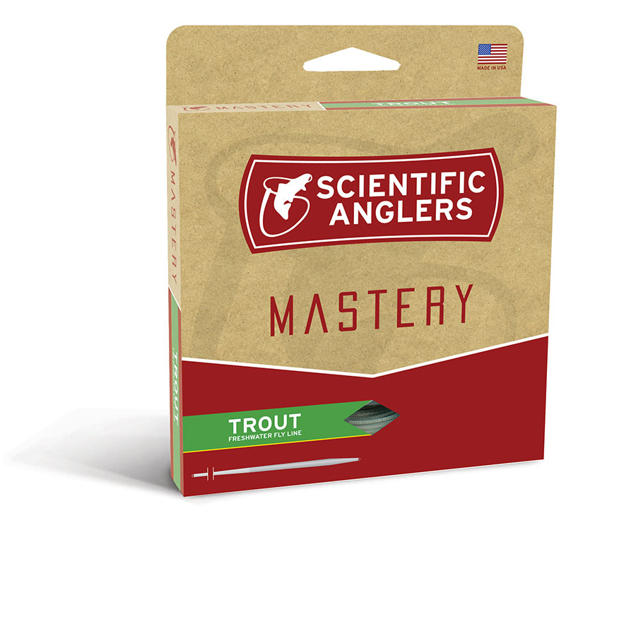 Linea pesca mosca Mastery Trout
