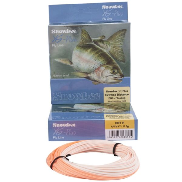 Linea pesca mosca Snowbee Extreme Distance