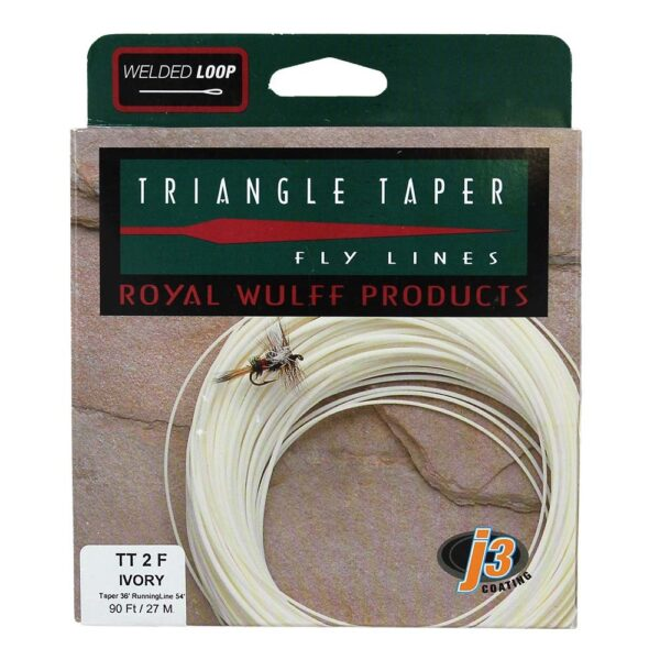 Linea pesca mosca  Triangle Taper Lee Wulff