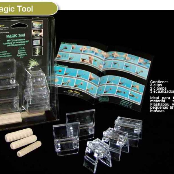 Magic Tools de Marc Petit Jean Standard