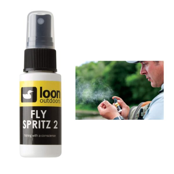 Seca Moscas Spray Loon Fly Spritz 2
