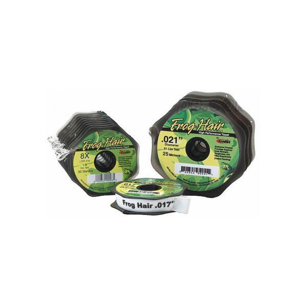Frog Hair Tippet Nylon 30 y 100 M