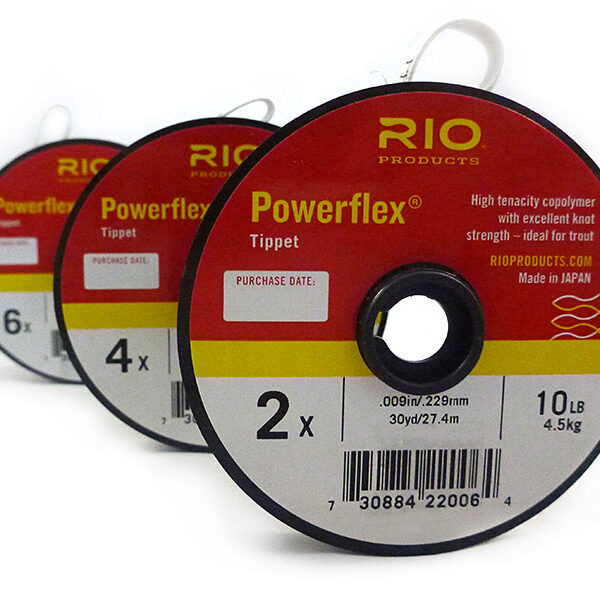 Nylon Tippet Rio Powerflex