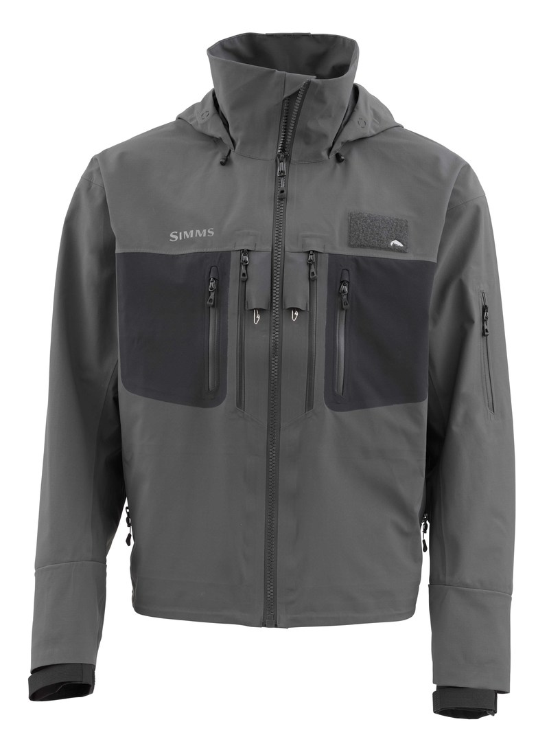 chubasquero simms g3 guide tactical jacket