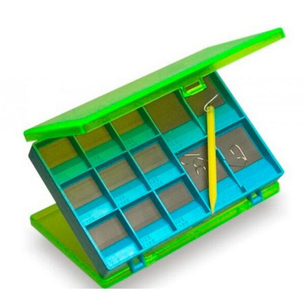 Caja Magnetica Anzuelos