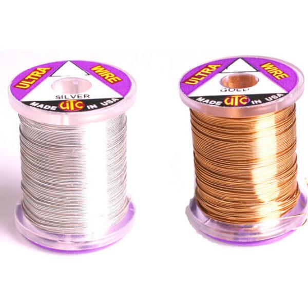 Hilo de cobre Oro y Plata Extrafino (XSmall) UTC