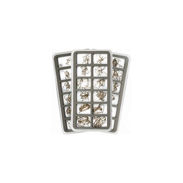 .Caja Magnetica para anzuelos 10, 12 y 18