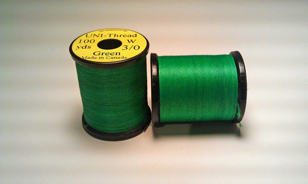 Hilo Montaje Uni Thread 3/0 42 metros