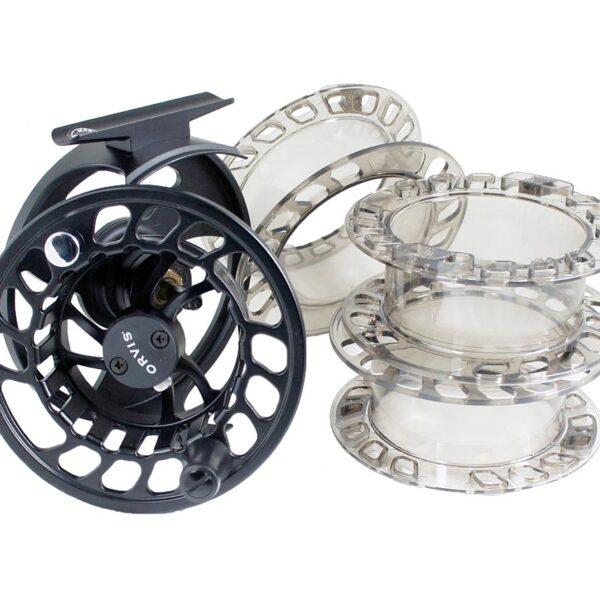 Carrete de pesca mosca Orvis Clearwater Cassete Large Arbour
