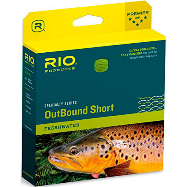 Linea Rio OutBound Short Especial Distancia WF7