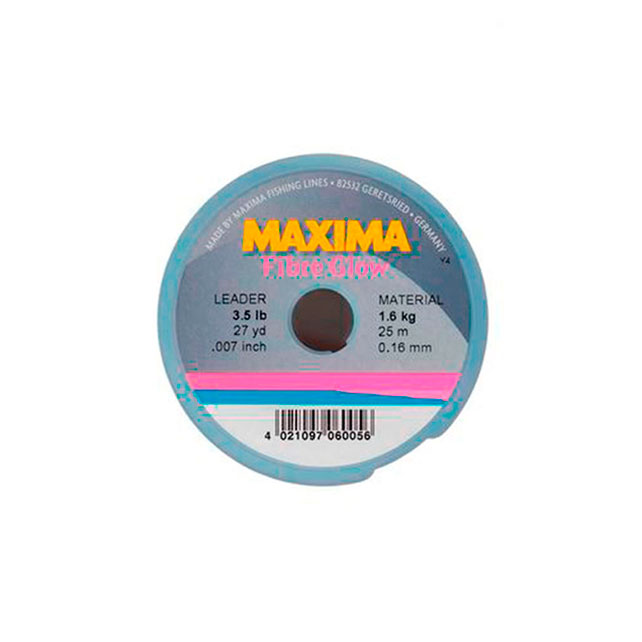 Hilo Maxima Fibre Glow Nylon 25 metros