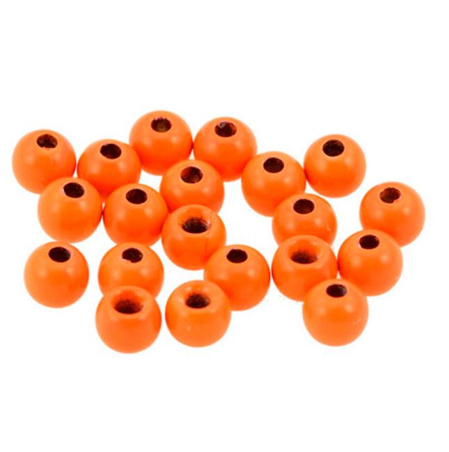 Bolas Latón Fluor Naranja 3.3 y 3.8 mm