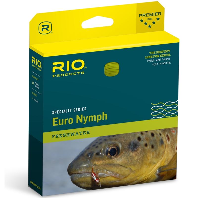 Linea Rio Euro Nymph pesca a mosca