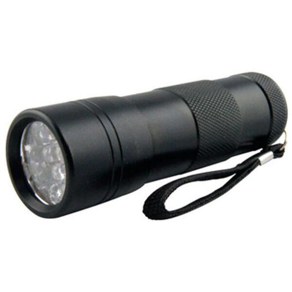 Linterna UV 12 Leds