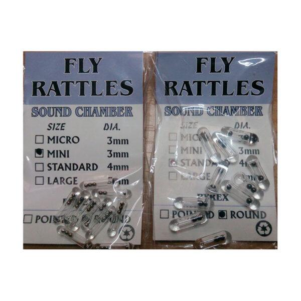 Sonajeros para moscas