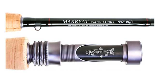 Caña Marryat Tactical Pro