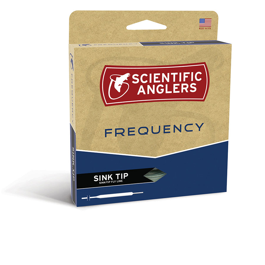 Linea Pesca Mosca Frequency Sink Tip