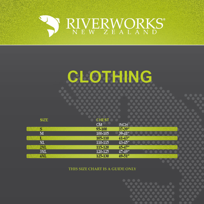 ClothingSizingGuide RIVERWORKS