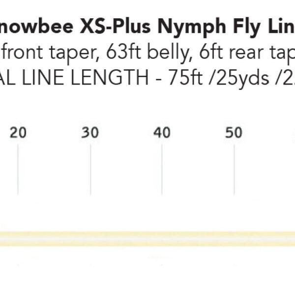 Línea Snowbee XS Plus Nymph