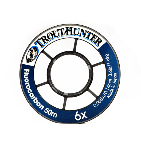 TroutHunter Fluorocarbono tippet