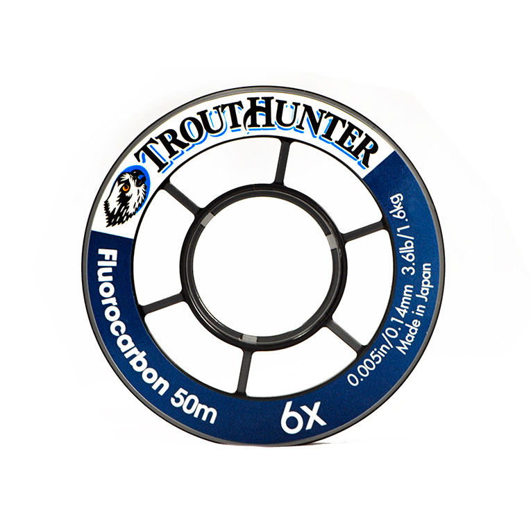 TROUTHUNTER FLUOROCARBONO