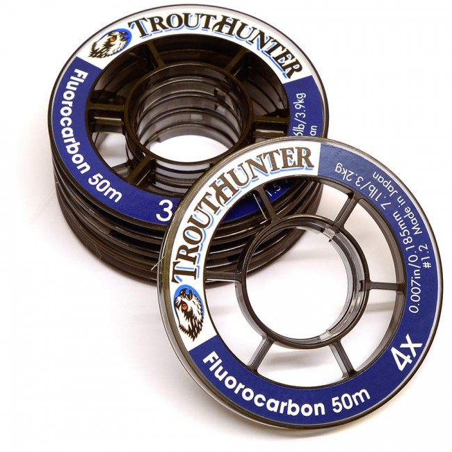 TroutHunter-fluorocarbono-tippet