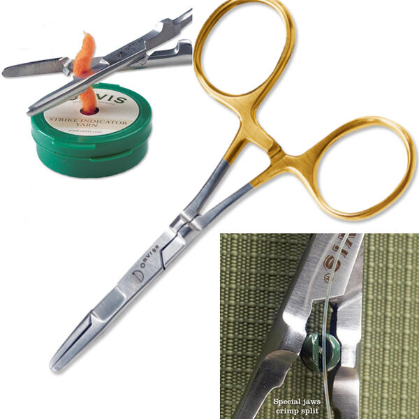 Forceps Power Jaw Orvis