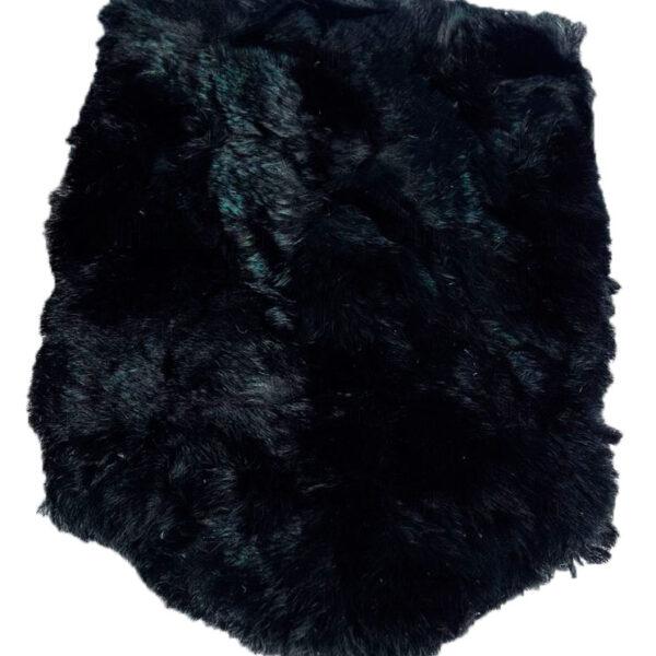 Piel de Topo Negra