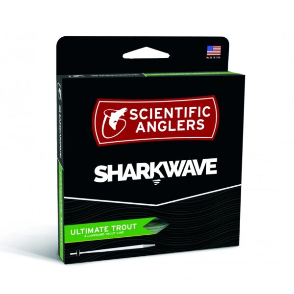 Linea Pesca Mosca SharkWave Ultimate Trout