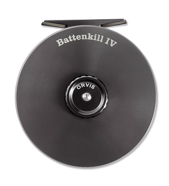 Carrete de mosca Orvis Battenkill Disc