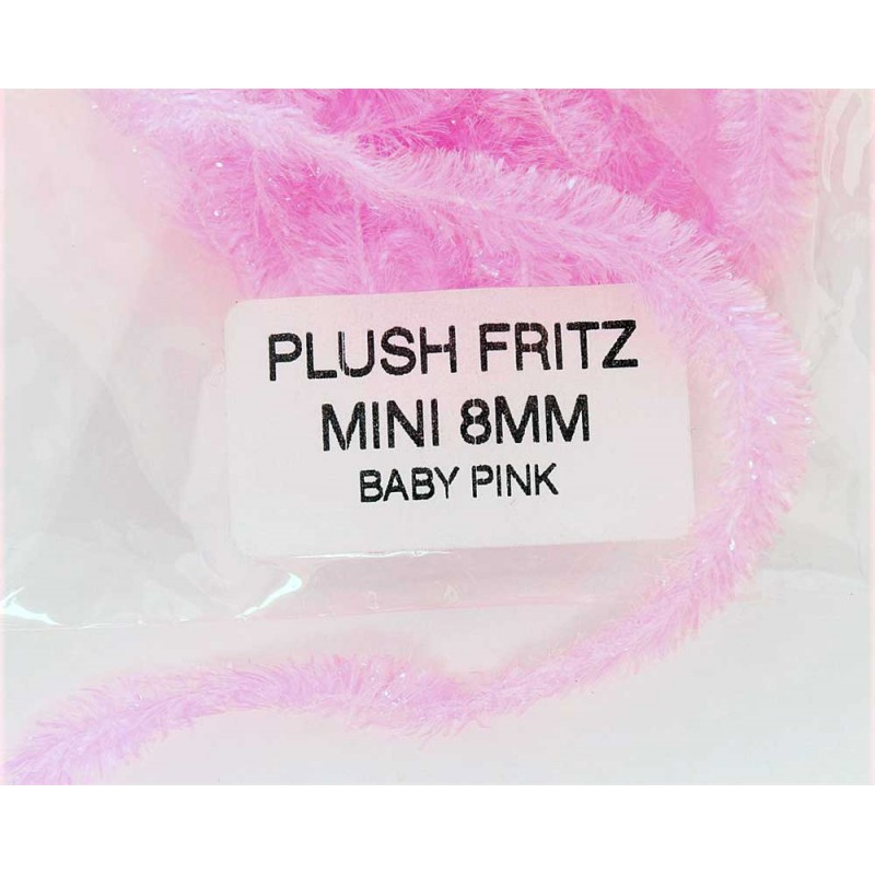 MINI PLUSH FRITZ CHENILLE 8 mm