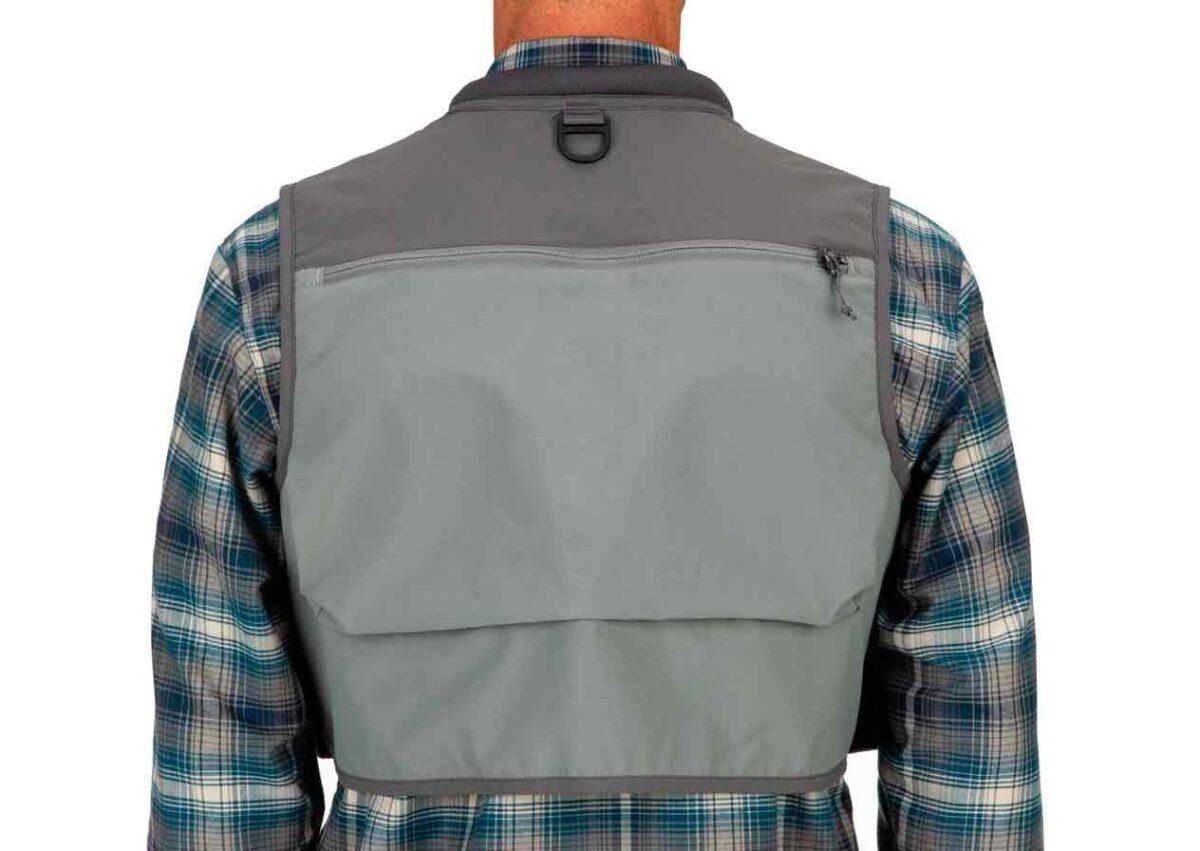 Chaleco Simms Freestone Vest Pewter 2021