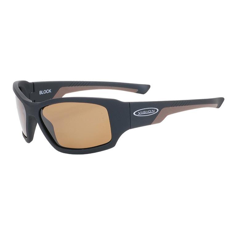 selección premium d00bb 1a360 Gafas Polarizadas de pesca Vision Block