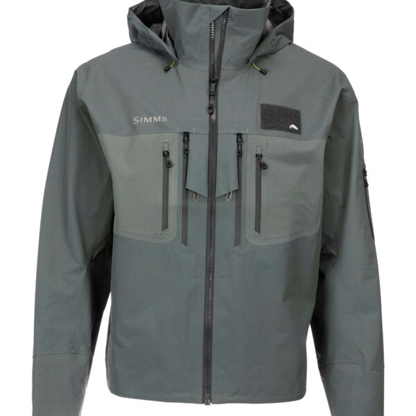 Chubasquero Simms G3 Guide Tactical Jacket Goretex