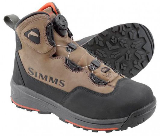 BOTAS SIMMS HEADWATERS BOA VIBRAM