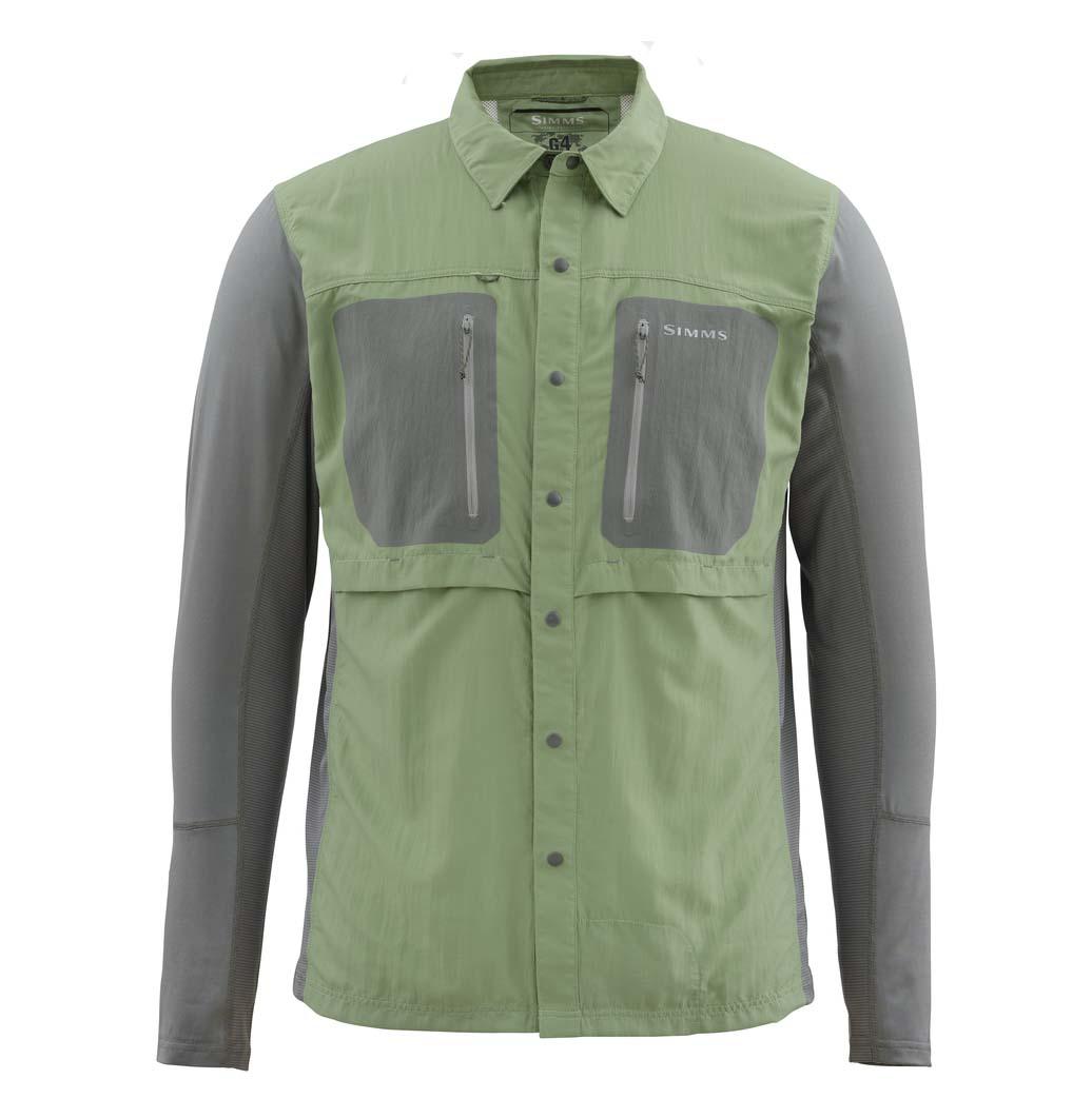 Camisa de pesca Simms GT