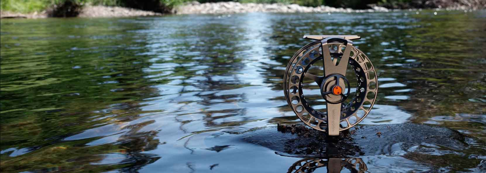 Carrete Lamson Ula Force SL Series II Fly Reel THERMAL
