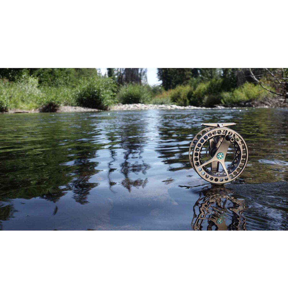 Carrete Lamson Ula Force SL Series II WaterWorks Fly Reel