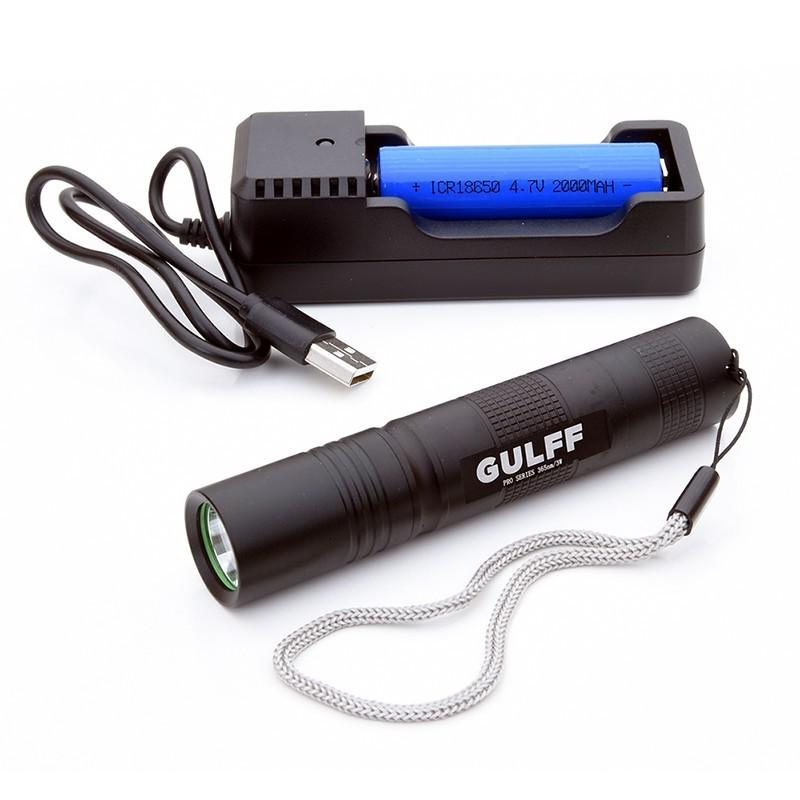 Linterna UV GULFF Pro 365