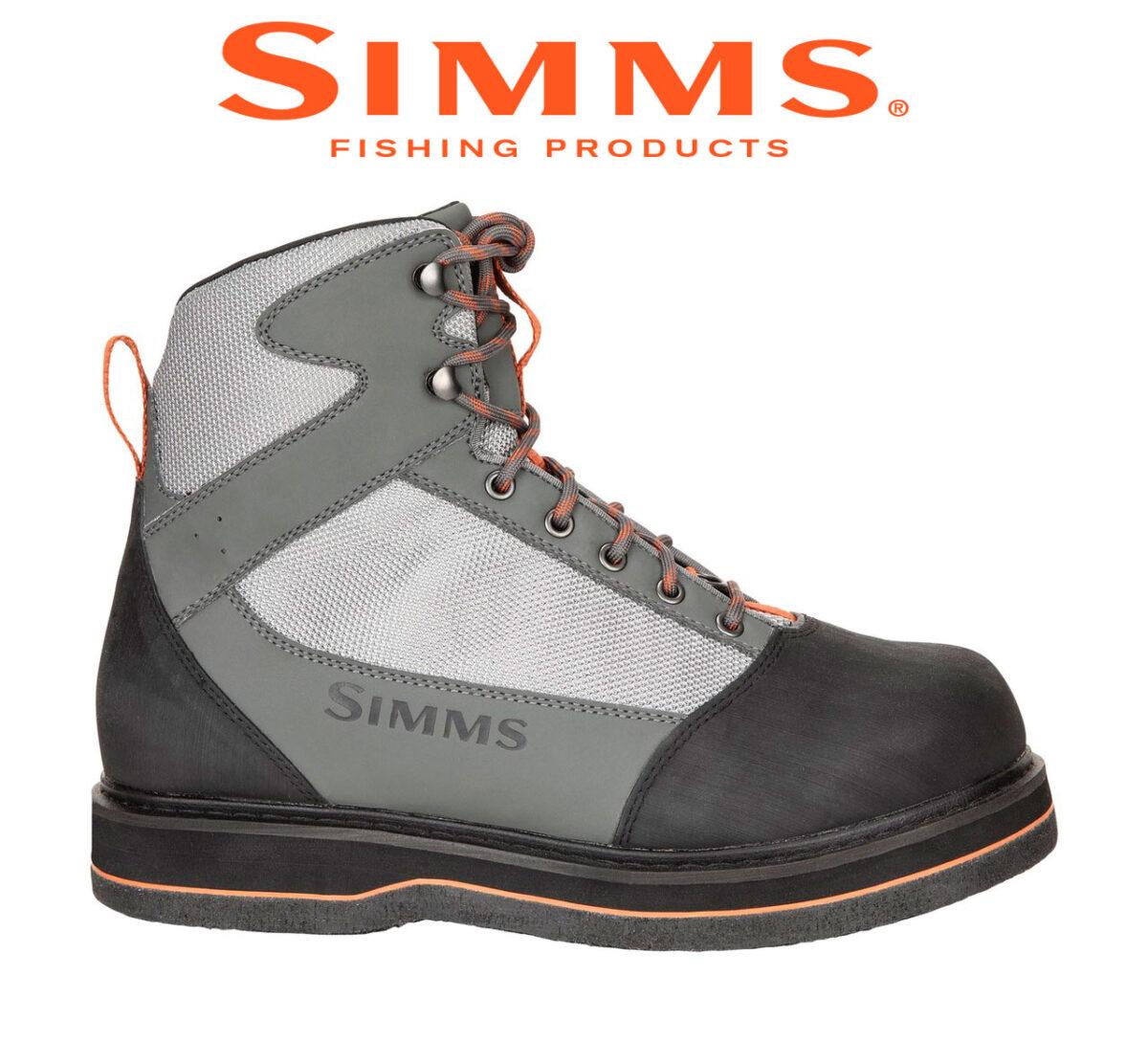Botas Simms Tributary Boots Suela Fieltro 2021