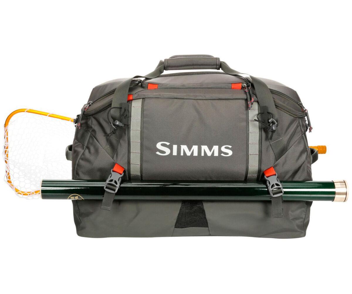 BOLSA SIMMS ESSENTIAL GEAR BAG 90 L