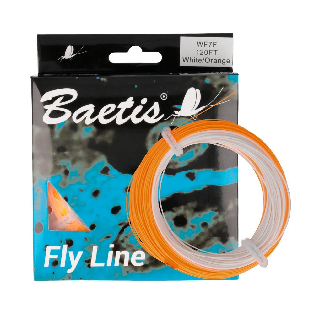 Linea de mosca para Lago Baetis Lake
